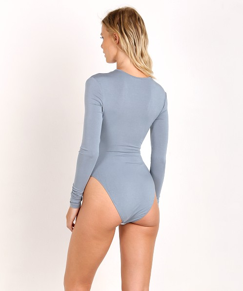 Somedays Lovin Follow You Bodysuit Blue