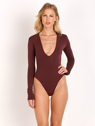 Somedays Lovin Follow You Bodysuit Rum