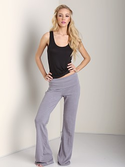 Splendid Always Active Slub Pants Storm