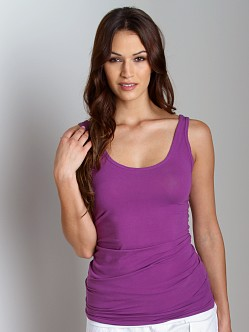 Splendid Stretch Layers Tank Verry Berry