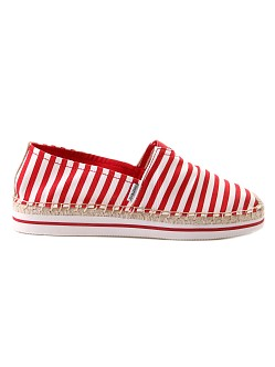 Joy & Mario Sporty Espadrille Zuma Red