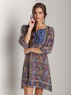 Tolani Sam Dress Floral