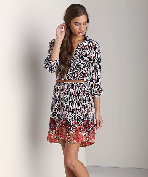 Tolani Zanthea Dress Tribal