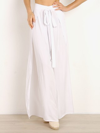 Indah Eclipse Wrap Pant White
