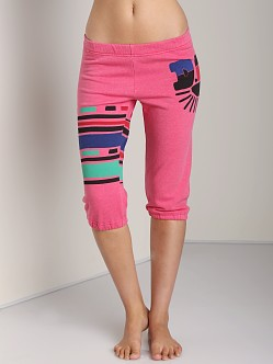 Day By Day Capri Pant Ruby
