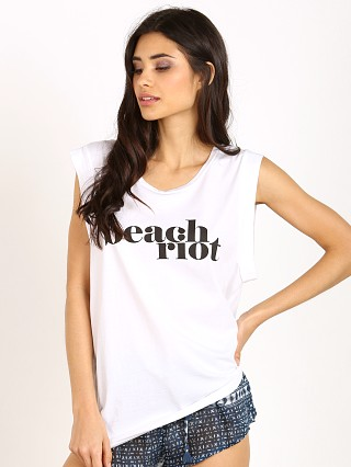 You may also like: Beach Riot Muscle Beach Riot Tank White