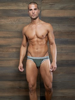 C-IN2 Zen Active Sport Brief Greenade Green