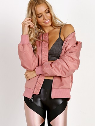 Reebok Favorite Bomber Jacket Sandy Rose