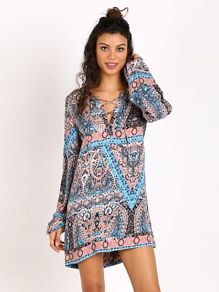 Auguste Gypset Shift Dress Nirvana
