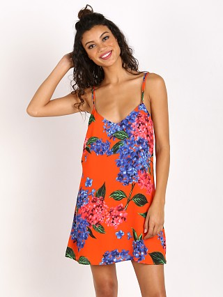 Show Me Your Mumu Criss Cross Applesauce Dress Bahama Bloom