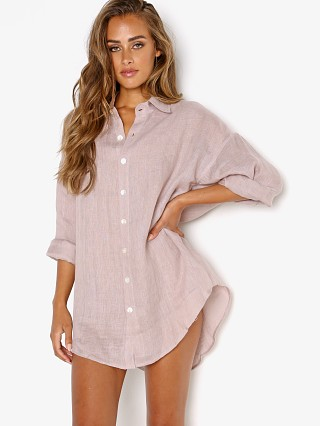 You may also like: Vitamin A Eco Linen Playa Shirt Dress Mallorca