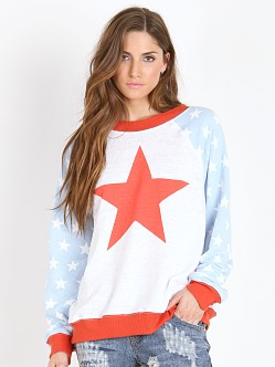 WILDFOX For President Kims Sweater