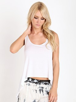 Joah Brown La Tank White