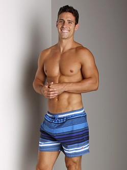Hugo Boss Jolo Swim Shorts Blue