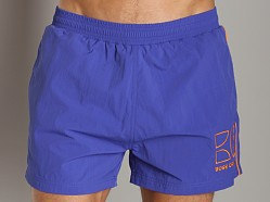 Hugo Boss Male Swim Shorts Blue