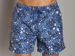 Hugo Boss Anguilla Swim Shorts Blue