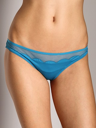 Huit Cupcake Low Waisted Boyshort  Macao Blue
