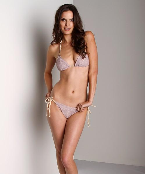 4ce51492e9e Eberjey Boho Beautiful Bikini Top Gisele Quartz W1072G - Free Shipping at Largo  Drive