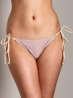 Eberjey Boho Beautiful Bikini Bottom Eva Quartz