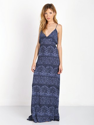 Novella Royale Summerland Dress Indigo Chantilly