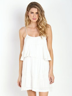 Lovers + Friends Paradise Bay Dress Ivory