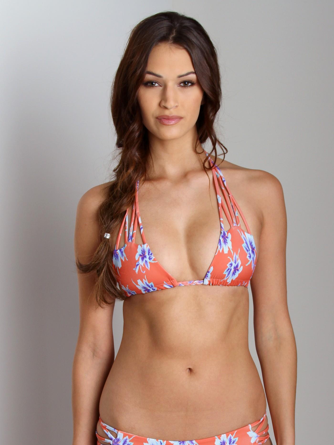 a0ab55f3eaf74 Acacia Swimwear Haena Bikini Top Vintage Aloha HAENA - Free Shipping at  Largo Drive