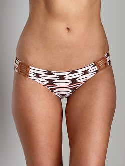 Acacia Swimwear Gili Bikini Bottom Native