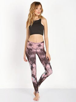 Teeki Eagle Feather Hot Pant Pink