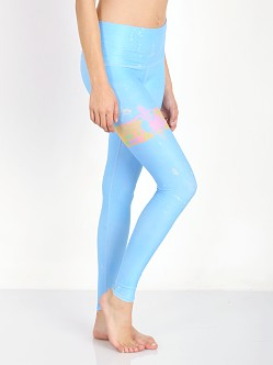 Teeki Rainbow Priestess Hot Pant Blue