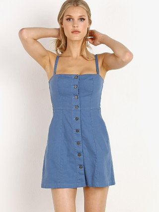 Capulet Tabitha Mini Dress Blue