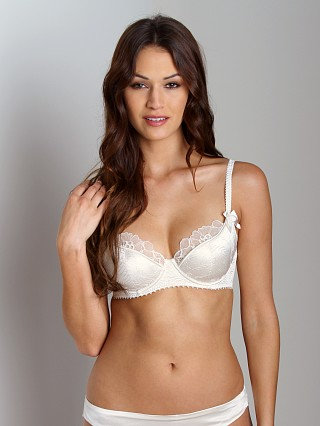 Complete the look: Stella McCartney Erin Wishing Balconette Bra Ivory