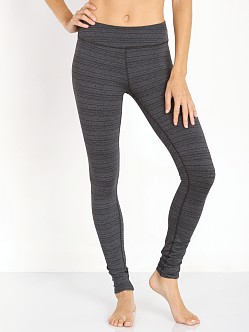 Beyond Yoga Stripe Essential Long Legging Black