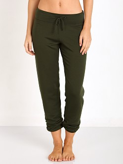 Beyond Yoga Cozy Fleece Staple Sweatpant Winter Green