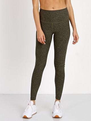Beyond Yoga Spacedye Take me Higher Long Legging Aviator Green