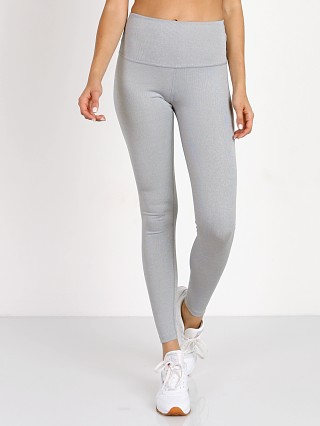 Beyond Yoga High Waisted Long Legging Pintuck Grey