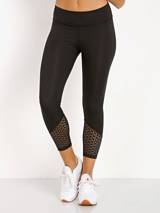 Beyond Yoga Perfect Angles Capri Legging Black