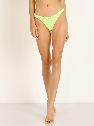 Bound by Bond-Eye The Scene Bikini Bottom Lime/White