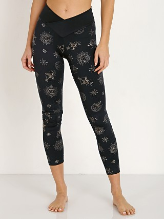 Beach Riot Cara Legging Navy