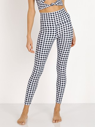 Beach Riot Piper Legging Gingham