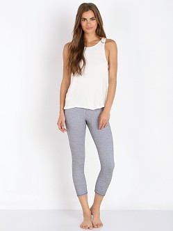 Strut This The Teagan Capri Herringbone