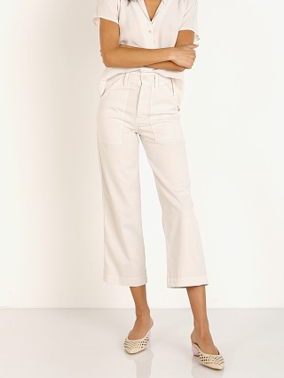 Complete the look: LACAUSA Brushed Stella Trousers Moon