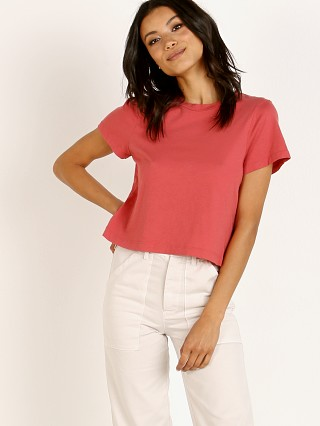 Complete the look: LACAUSA Foster Tee Rhubarb