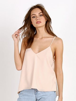 Wyldr Cross Back Wrap Cami Blush