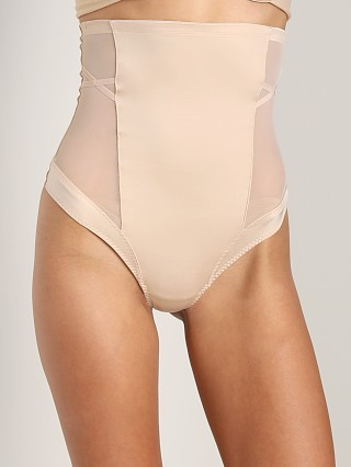 SPANX Oh My Posh! High-Waisted Thong Natural