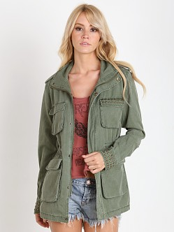 Amuse Society Tatum Jacket Olive