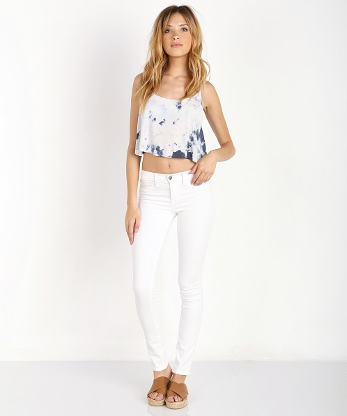 Amuse Society Bugalow Tank Faded Indigo