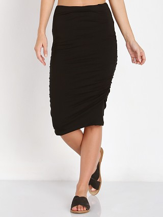 Amuse Society Nellie Skirt Black Sands
