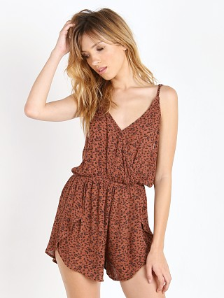 Amuse Society Haven Romper Henna