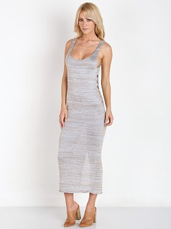 Amuse Society Brynn Dress Metallic