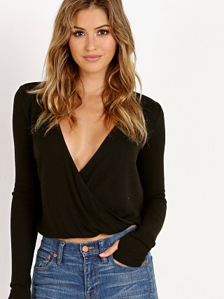 Spiritual Gangster Surplice Top